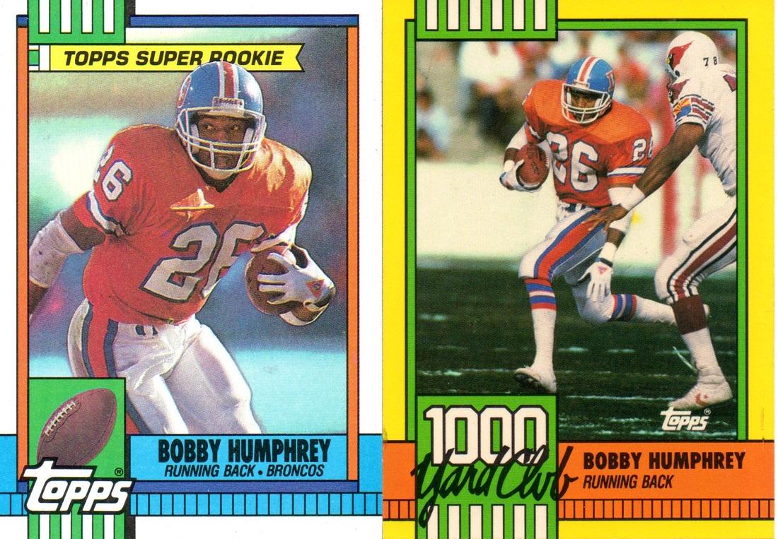 Denver Broncos Football Cards Rcsportscards