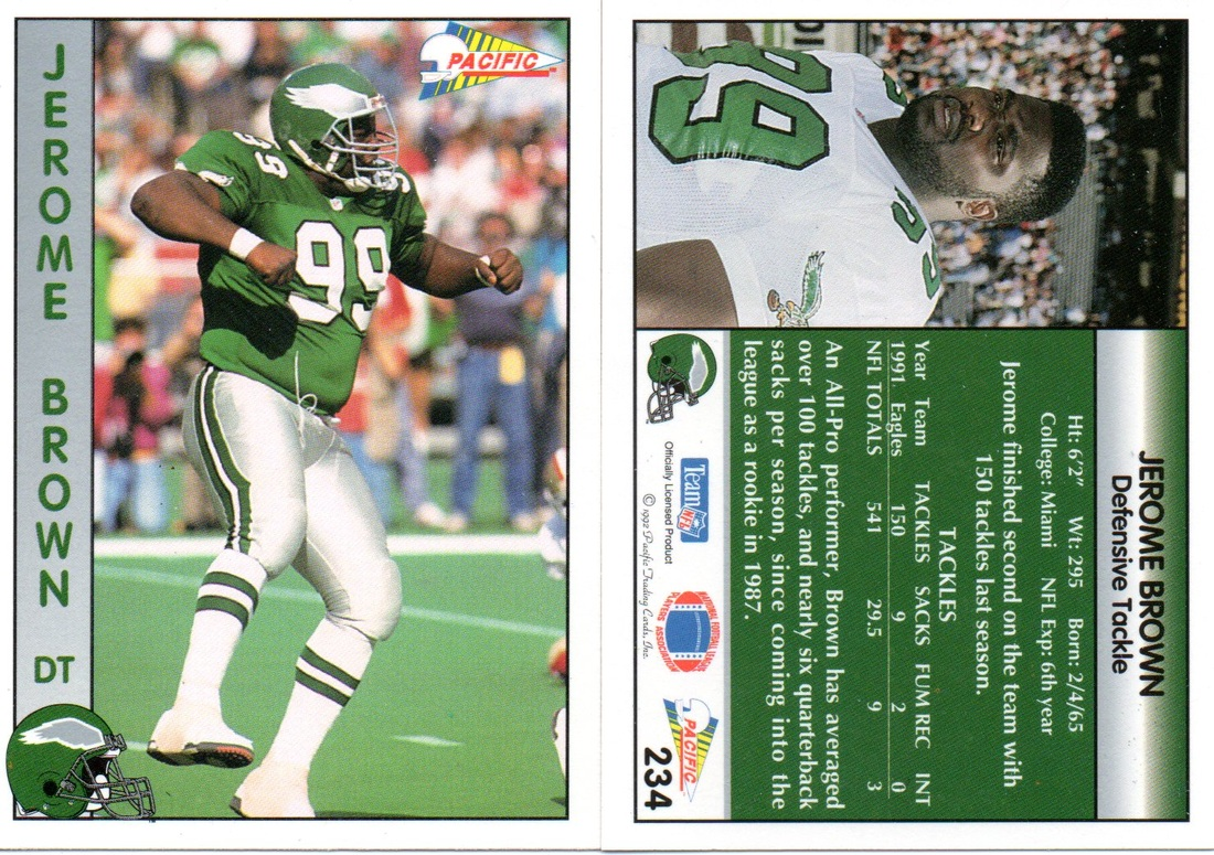 947dc835342 Philadelphia Eagles Football Cards offered by RCSportsCards ...