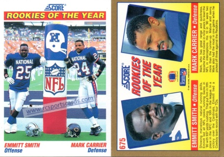 Dallas Cowboys Football Cards Offered For Sale Rcsportscards